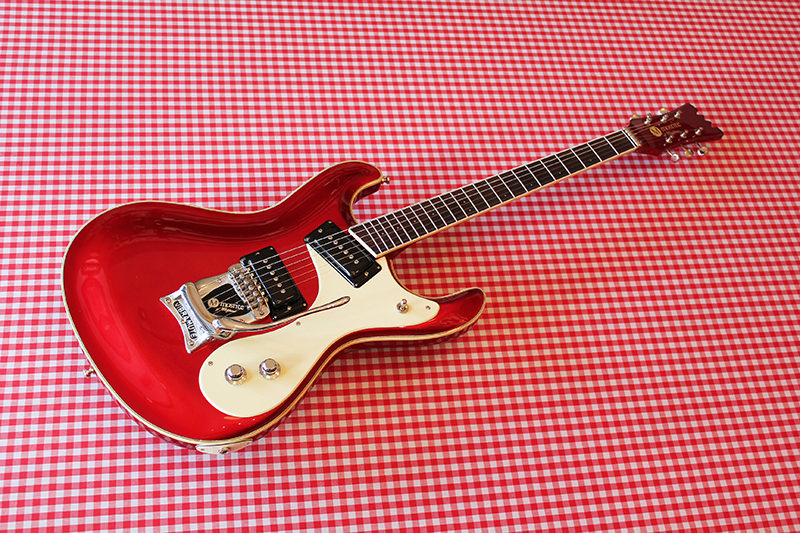 "THE ""FLAoriginalGSHIP"" OF MOSRITE 1963 & 1964 TYPE-I REISSUE MODEL"